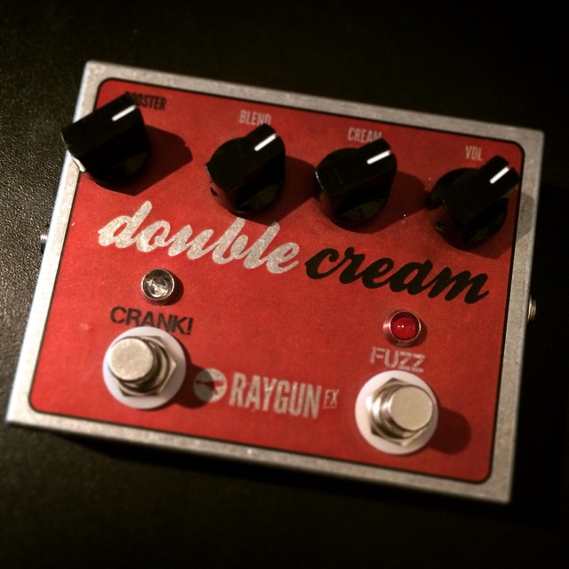 One_of_the_first_custom_pedals_I_made_a_couple_of_years_ago_has_come_in_for_a_check_up_and_to_swap_the_booster_for_our_updated_version._It_is_a_Fuzz_Face_for_Bass_with_a_blend_control_and_separate_boost_channel___bassfuzz_February_22__2015_at_0108AM