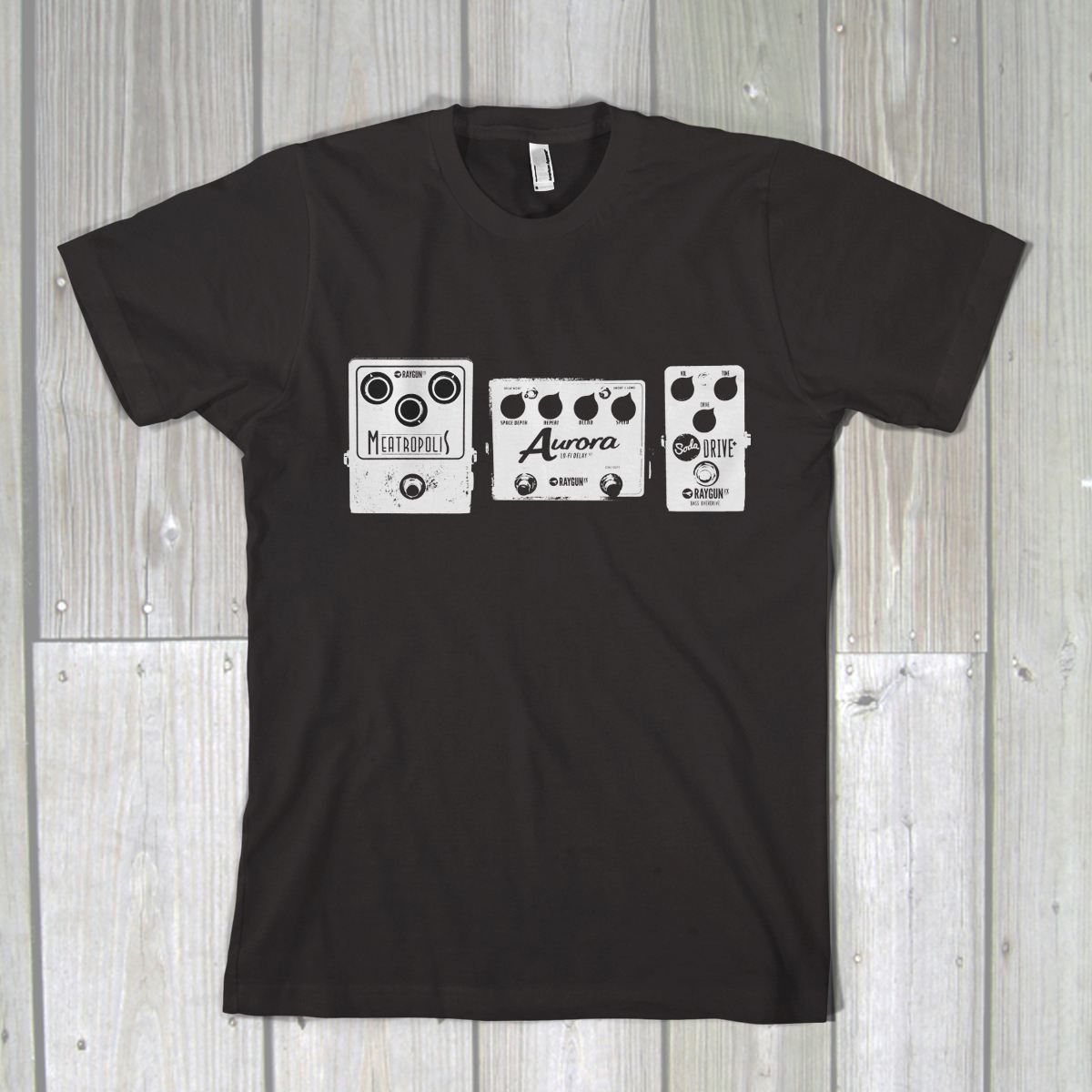 pedal-tshirt-black