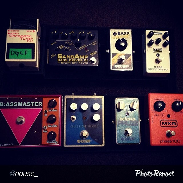 by__nouse__Messing_around_with_a_new_pedal_layout..._So_much__Fuzz_January_22__2014_at_0541PM